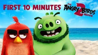 Angry Birds Movie 2 | First 10 Minutes Of The Movie