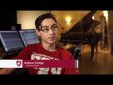 WSU School of Music feat. Andrew Dodge
