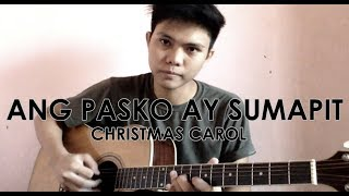 """Video """"Ang Pasko ay Sumapit"""" Fingerstyle Cover by Mark Wilson Sagum download MP3, 3GP, MP4, WEBM, AVI, FLV Agustus 2018"""