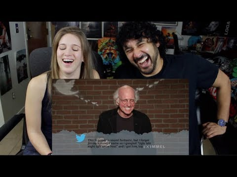 Download Youtube: MEAN TWEETS – Jimmy Kimmel Edition REACTION!!!