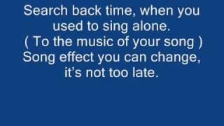 Morandi Angels With Lyrics
