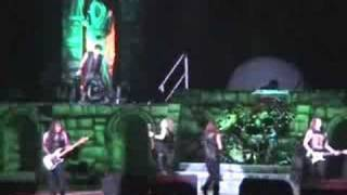 Iron Maiden-12.Hallowed Be Thy Name(Osaka,Japan 2004)