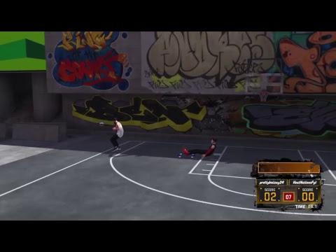 NBA 2k18 85 OVERALL!!!!!!!!