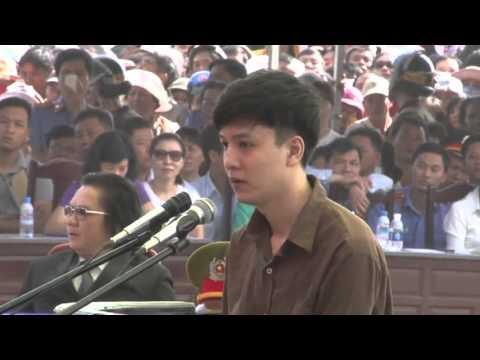 Lời khai của Nguyễn Hải Dương tại tòa