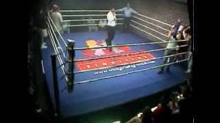 My Ex Getting Her Ass Kicked in the Boxing Ring