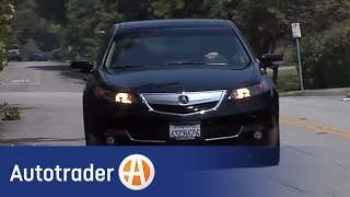 2012 Acura TL - Sedan | New Car Review | AutoTrader