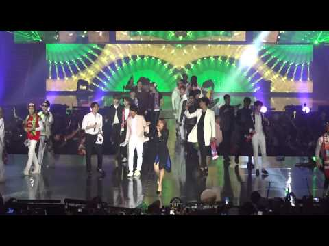 Music Bank in Brazil - World Cup Cheering (all artists)