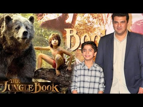 Neel Sethi SPEAK Experience On Working In The Jungle Book | Interview