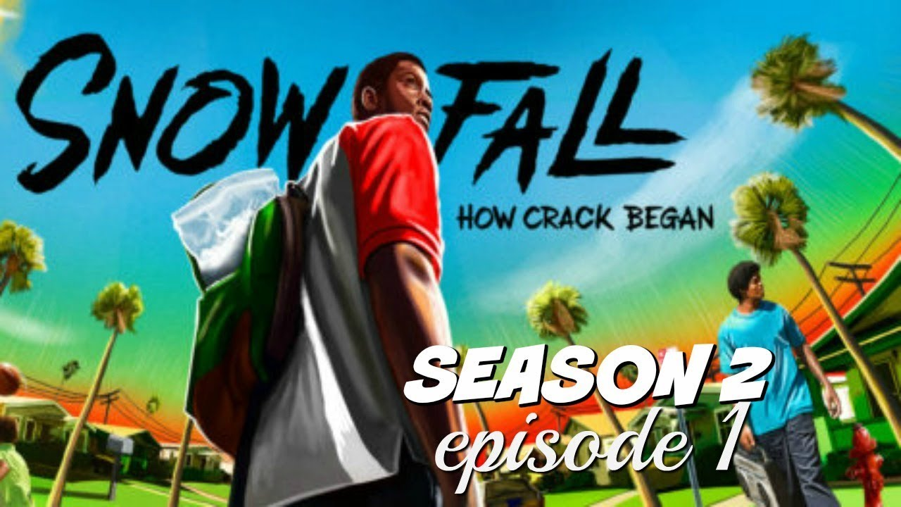 Download Snowfall FX Recap and Review  Season 2 Episode 1  Sightlines  Talisa Rae