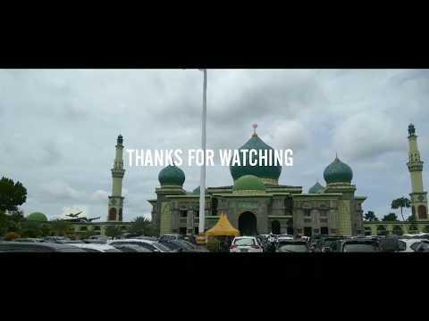 Short Trip & Kemegahan Masjid Agung An Nur Pekanbaru