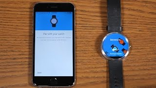 Repeat youtube video Android Wear for iOS