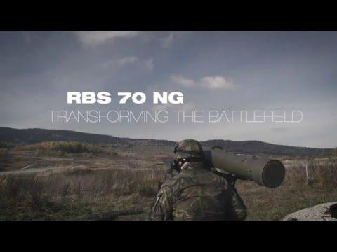 RBS 70 NG - Transforming the battlefield