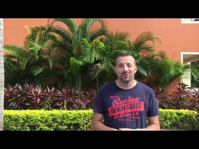 David Carrasco te envía un mensaje desde Riviera Maya