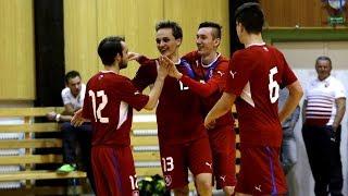 Generali CUP Vsetín 2018 | CZECH REPUBLIC - U19 : UKRAINE - U19