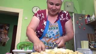 Готовим обед!Ждем гостей!/Строители на стройке/Семья Жуковых
