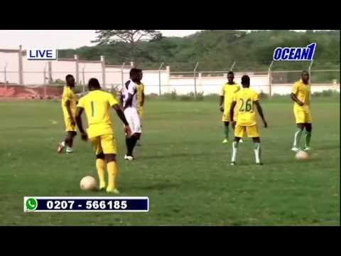 Elmina Sharks TV on ocean1tv 30th May 2016