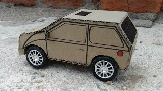 Baixar How to make a cardboard car Alto 800