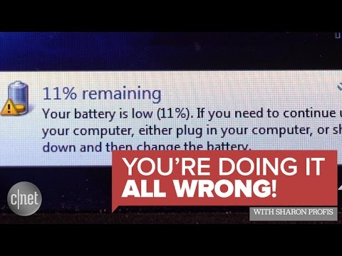 How to make your laptop battery last longer (You're Doing It All Wrong)