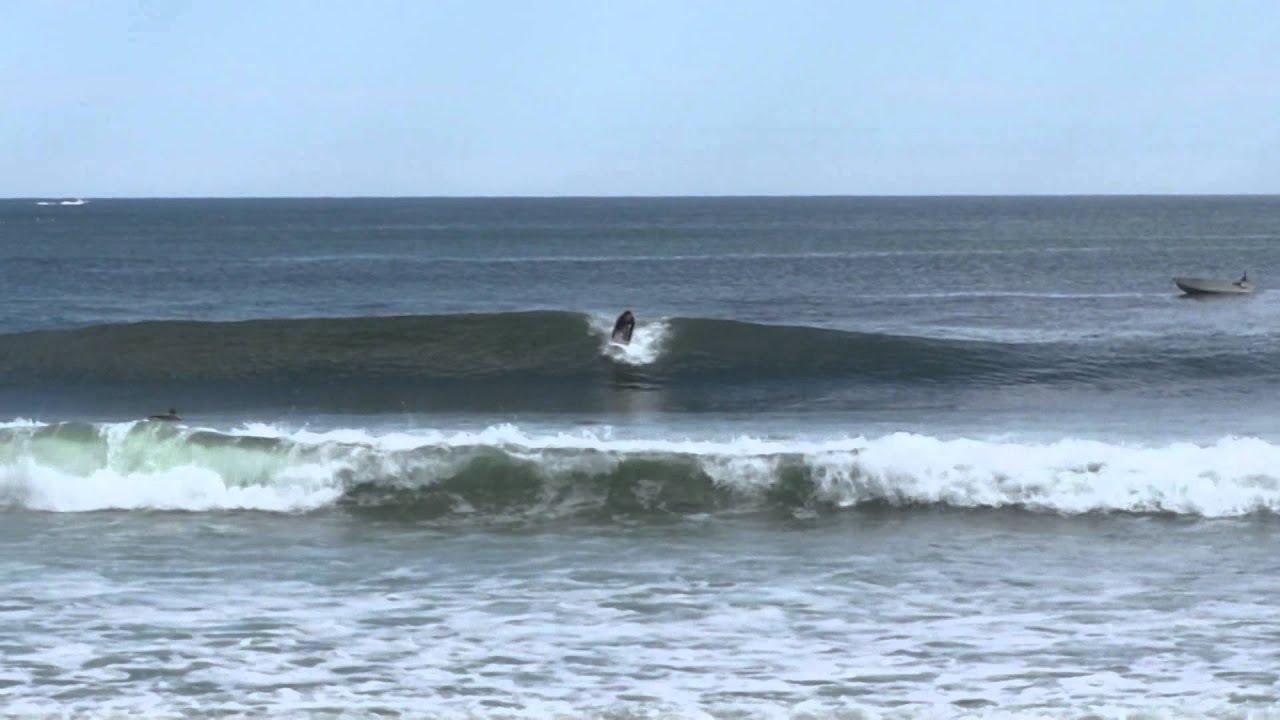 Fortunes Rocks Beach Hurricane Cristobal August 28 2017