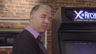 X-Arcade: Arcade System for Your Home