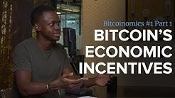 [Pilot] Bitcoin Ideologies & Economic Incentives - Bitcoinomics Podcast Series - Ep.1 Pt.1