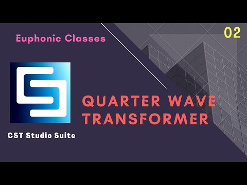 how-to-design-a-quarter-wave-transformer-for-impedance-matching-using-cst-studio-suite.