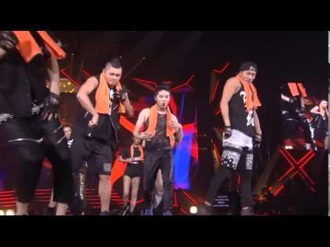 "[DVD CUT] XIA JUNSU - 09.Turn it up ""2ND ASIA TOUR CONCERT INCREDIBLE IN JAPAN"""