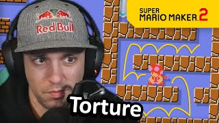 Super-Mario-Maker-TORTURE (s2e26) No Skip Expert Endless Super Mario Maker 2 Endless