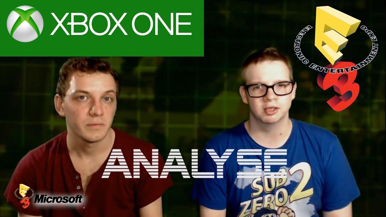 Analyse Xbox Persconferentie