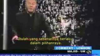 George Galloway Comments Iran's Presidential Election - Part 4 of 7 (Malay Sub)