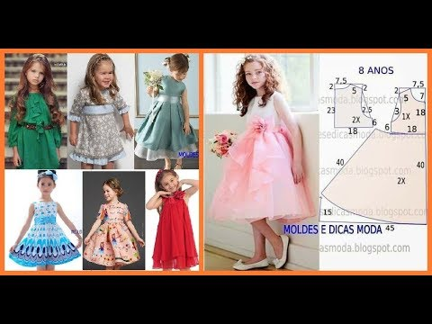 frock pattern images=little girls clothes with sewing patterns=baby ...