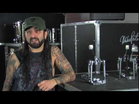Speed Cobra Artist's Response - Mike Portnoy