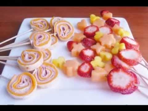 diy kids birthday party food ideas youtube