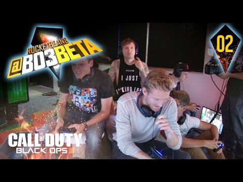 Call of Duty: Black Ops III Beta Launch Event auf RBTV | Interview mit André Schürrle | 2/10