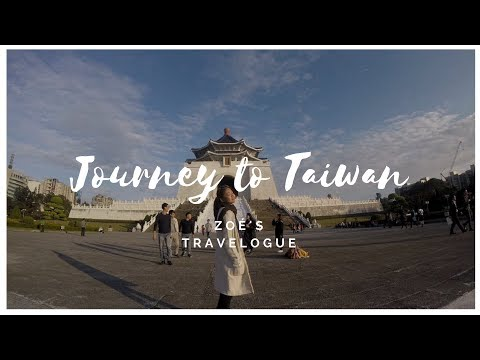 OUR JOURNEY TO TAIWAN | Zoé