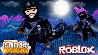 Recep Abi Ninja Oluyor 🇹🇷 Ninja Masters Simulator 🇹🇷 Roblox Türkçe