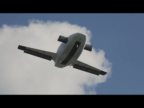 World's First AllElectric Air Taxi  The Lilium Jet