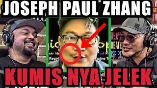 JOSEPH PAUL ZHANG KUMIS NYA JELEK🤣 - PENDETA YERRY ❌ Deddy Corbuzier Podcast