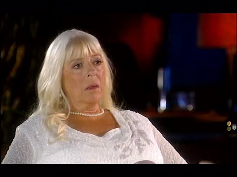 You Can't Fire Me, I'm Famous - Julie Goodyear (25 September 2007)