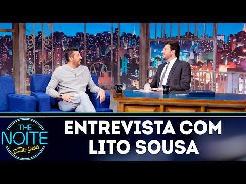 Entrevista com Lito Sousa  The noite 301018