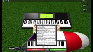 Roblox piano undertale hope and deams