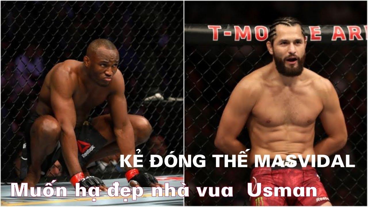 Nóng Tâm Điểm UFC 251: Chó điên Masvidal quyết đấu CƠN ÁC MỘNG Nigeria Kamaru Usman