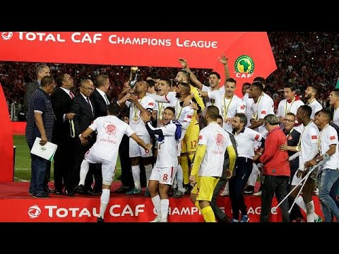 Moroccan side, Wydad Casablanca crowned African champions