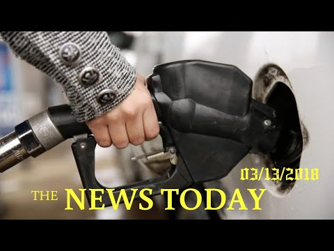 Gasoline, Rents Curb U.S. Consumer Price Gains In February   News Today   03/13/2018   Donald Trump
