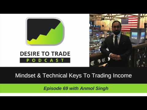 069: Mindset & Technical Keys To Trading Income - @DeltaNinety | Trader Interview
