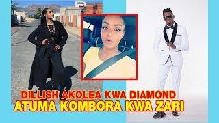 DILLISH MATHEWS akolea kwa DIAMOND PLATNUMZ Atuma kombora kwa ZARI THE BOSS LADY