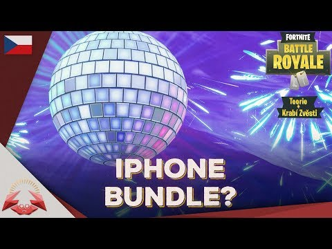 📱 iPhone Bundle? 📱- Teorie a Tipy - Fortnite BR