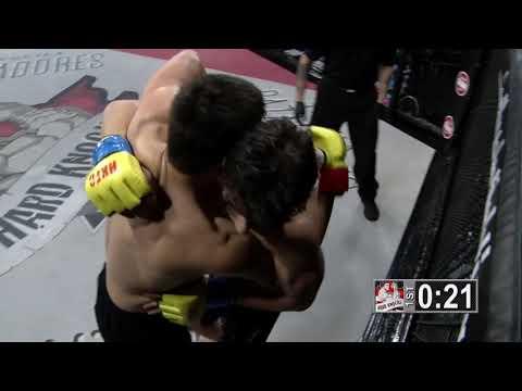 HKFC 47 - Alex Martinez v. Tom Theocharis