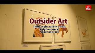 Outsider Art-an exhibition featuring autistic artists