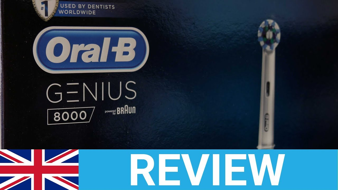 3e8de9b506d29d Oral-B Genius 8000 Review - UK - YouTube